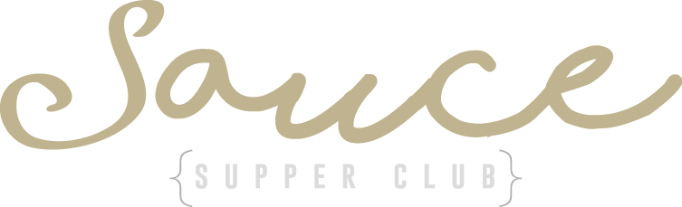 Sauce Supper Club Logo